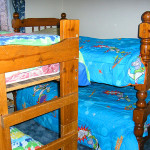 Blue Knob Chalet Bunk Beds Room 2