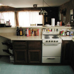 Blue Knob Chalet Kitchen